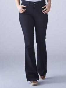 NYDJ Jeans FLARE Lift Tuck Tech  Plus Size 14 NWT